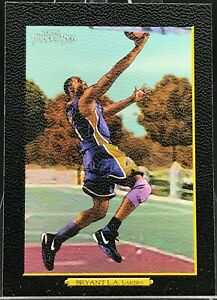 2006 Topps Turkey Red Kobe Bryant NBA and Lakers Legendary Hall of Fame Guard!
