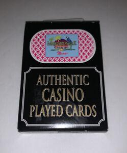 Jimmy Buffet Margaritaville Flamingo Las Vegas Casino Playing Cards Game Played