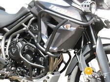 VALBEUGELS Crash Bars Heed Triumph TIGER 800 / XC / XR (2015 - ) Boven