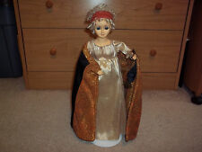 "Vintage Rare 1987 Brinn's American Tradition ""First Lady Gown Series"" 17"" Doll"