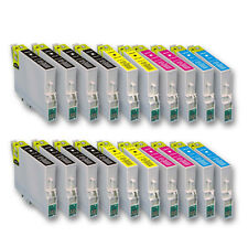 20 Druckpatronen für Epson XP100 XP102 XP200 XP202 XP205 XP210 XL, kompatibel