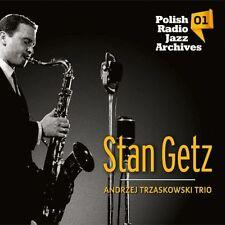 CD STAN GETZ ANDRZEJ TRZASKOWSKI TRIO Polish Radio Jazz Archives 01