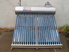 24 Tube Solar HOT Water System - 200L Vacuum Tubes