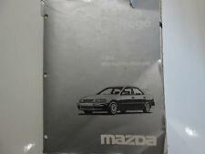 1998 Mazda Protege Service Repair Workshop Shop Manual FACTORY OEM