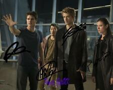 The Tomorrow People Amell List Mitchell SIGNED AUTOGRAPH 10X8 REPRO PHOTO PRINT