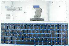 Lenovo Z570 B570 B570A B570G B575 V570 V570C Tastatur Englische Belegung blau