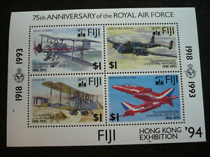 Stamps - Fiji - Scott# 691E