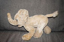 Antique STEIFF ELEPHANT MOHAIR Teddy Bear Plush Doll Germany NO BUTTON OR TAG