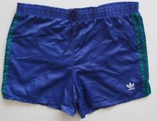 237c161e0 Adidas vintage 1980s high cut shorts Hose soccer running made in Tunisia D6  M