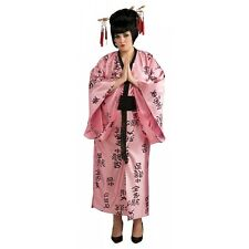 Madame Butterfly Japanese Geisha Costume Halloween Fancy Dress