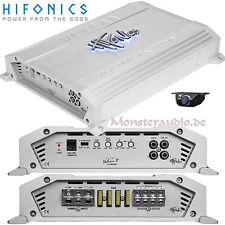 Hifonics Vulcan VXI-6002 2-Kanal Auto Verstärker PKW Endstufe 1200 Watt brückbar