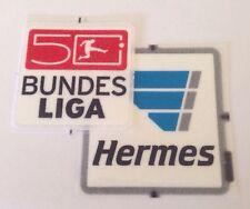 2012-13 Bundesliga 50 Años Aniversario Oficial Lextra Insignia de Fútbol Conjunto De Parche