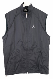 Jordan Black Thin Gilet   Small