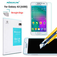 GALAXY A3 Genuine Nillkin 9HS Tempered Glass Screen film Protector for Samsung