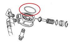 C20XE, C20LET,X20XEV,C30NE Dichtring Ölkühler Adapterplatte Ölbock Flansch