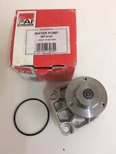 FAI WP6141 Water Pump Suits Opel Vauxhall Calibra Vectra Saab Renault QCP3255