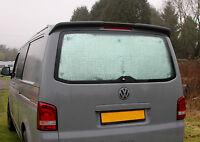 VW T5 Transporter Tailgate Deluxe Silver Window Foil Thermal Screen blind