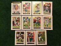 2005 Topps MIAMI DOLPHINS Complete TEAM SET 11 - RONNIE BROWN RC Zach Thomas