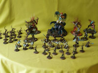 WARHAMMER AOS PAINTED SYLVANETH ARMY - MANY UNITS TO CHOOSE FROM