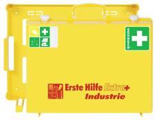 SÖHNGEN Erste-Hilfe-Koffer extra + INDUSTRIE MT-CD, gelb