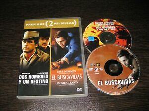 Two Men Y Un Destino-El Hustler DVD Two Films Of Paul Newman