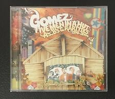 Five Men In A Hut (A's, B's and Rarities 1998-2004) by Gomez 2 Disc AUDIO CD