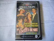 Les Belles de Nuit Beauties of the Night 1952 VHS SECAM Rene Clair FRENCH BIGBOX
