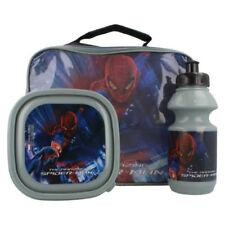 Mobiliario y decoración infantil de cocina y comedor de Spider-Man