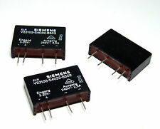 2x carico Elettronico Relè- 30 VDC 3... 240v 2.5a Siemens v23103-s4032-b402