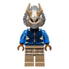 LEGO Marvel Super Heroes KILLMONGER Blue Minifigure - Split from 76100 (Bagged)