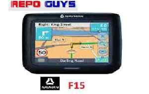 Navman F15 GPS : FAULTY