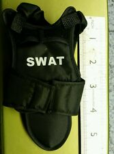 "1/6 escala S.w.a.t Swat Chaleco Cuerpo Armadura Flak Jacket para 12 ""figura Personalizada"
