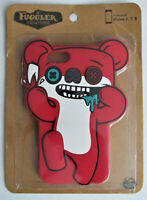 Fuggler Phone Case for iphone 6 7 8 Funny Ugly Monster red silicone