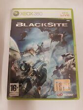 Blacksite Black Site Xbox360 Xboxone Giochi Usati Console Ita Sparatutt Offerta