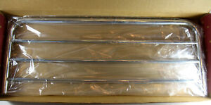 OLD DOMINION SUITE Chrome 3 Tier Towel Shelf The BROADWAY COLLECTION 10255 625