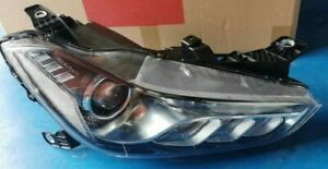 MASERATI GHIBLI RIGHT HEADLIGHT 2014 - 2017