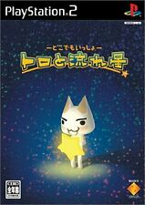 Used PS2 Doko Demo Issyo: Toro to Nagareboshi   Japan Import (Free Shipping)