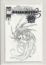 Top Cow Classics In B&W: Witchblade #25 Nm Black Foil Edition (Df) 1/500 2001