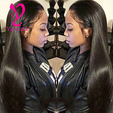 Unprocessed Indian Virgin Straight Human Hair Extension Weave Weft 300g 3Bundles