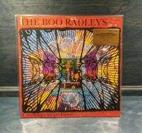 THE BOO RADLEYS Everything's Alright Forever LP on ORANGE VINYL Near Mint 180g