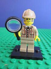 genuine LEGO SERIES 5 DETECTIVE minifigure COMPLETE RARE 8805 set 461