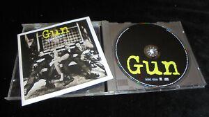 Gun – Swagger A&M Records 1994 CD gothic hard rock metal