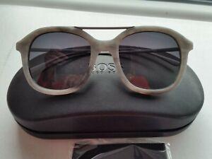 BOSS HUGO BOSS Sonnenbrille Damen/Herren BOSS 0944/S YNA90**NEU