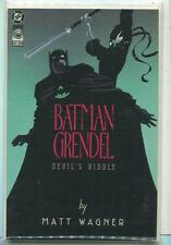 Batman Grendel -Set 1-2 NM Devil's Riddle -Devil's Masque  DC Comics CBX15A