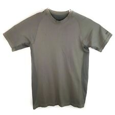 Protech Tactical Short Sleeve Shirt Foliage Military Green Made in USA Sz Large