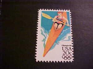 Scott # 2085 Women's Kayak Unused OGNH