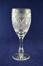 """Tudor Crystal """"HOLBEIN"""" Wine Glass – 17cms (6-3/4″) Tall"""