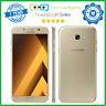 New Samsung Galaxy A7 (2017) A720 Dual Sim 32GB Gold Unlocked - 1 Year Warranty