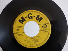 LOVELACE WATKINS Hello young lovers / whel i fall in love MGM HK5008