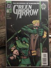 DC Comics Green Arrow #0 Modern Age!